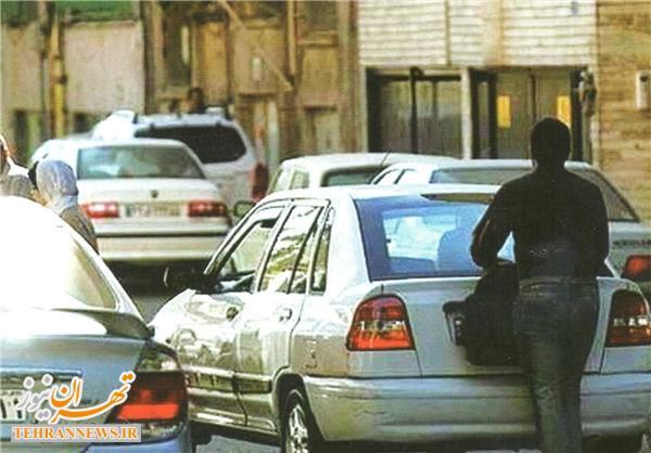 دور زدن طرح ترافیک با عملیات جیمز باندی! + تصاویر