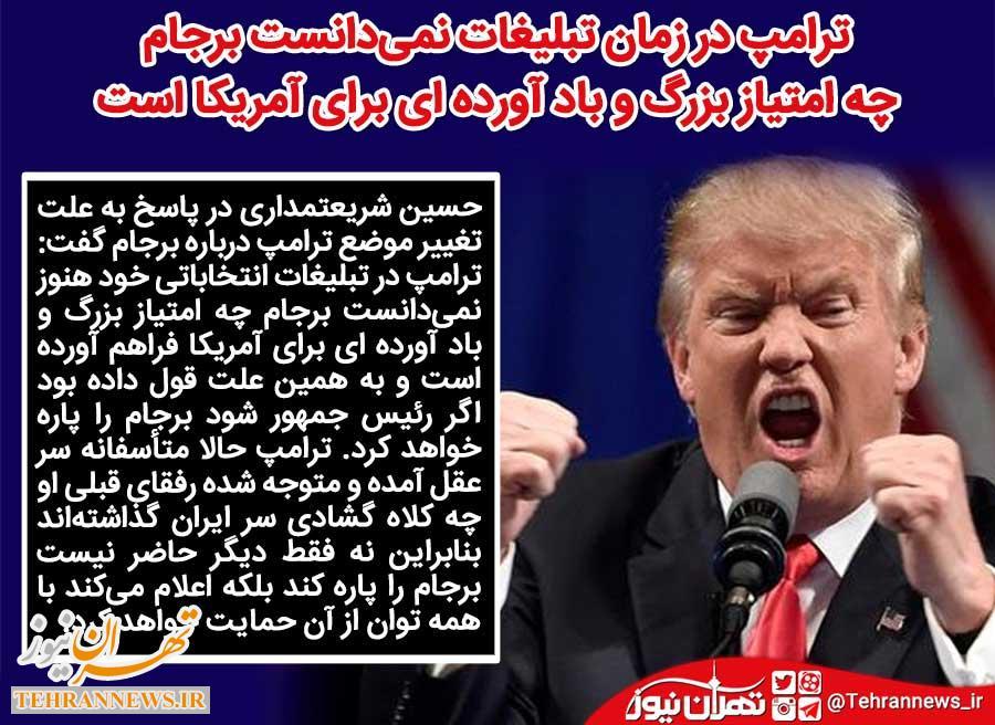 اشتغالزایی ایران برای کشاورزان آمریکایی