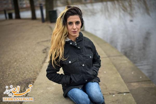داعش برای سر این دختر جایزه گذاشت + تصاویر