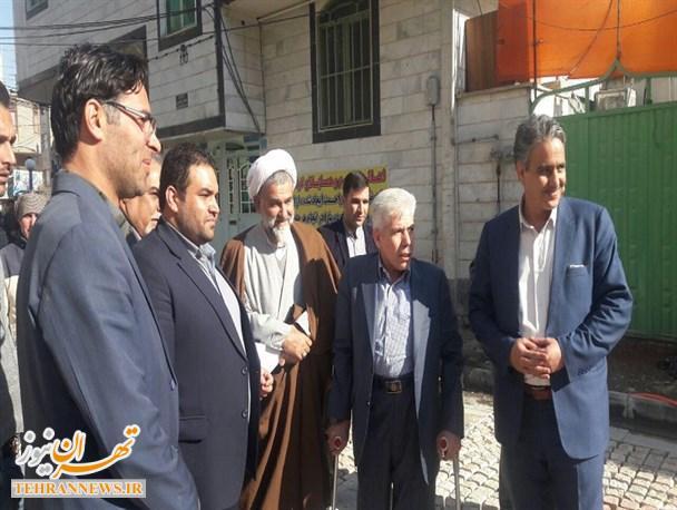 عملکرد شهردار و شورای شهر صالحیه در راستای خدمت به مردم است