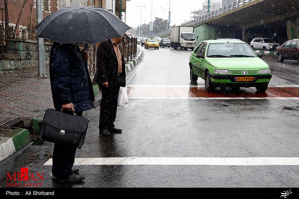 افزایش کرایه های تاکسی در سال ۹۶ حداکثر ۱۵ درصد/ تصویب لایحه در روز ۱۷ اسفند