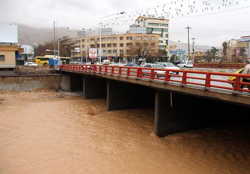 هشدار درباره آبگرفتگی و سیلابیشدن رودخانههای ۷ استان