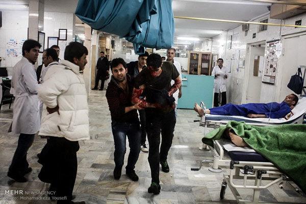 بیشتر مصدومان حوادث چهارشنبه سوری زیر ۳۰ سال هستند