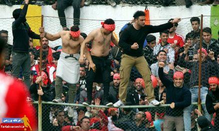 فاجعه تکان دهنده در فوتبال ایران + عکس