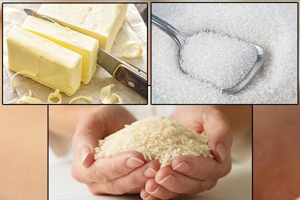 توزیع بیش از ۶۰ هزارتن برنج تنظیم بازاری در کشور
