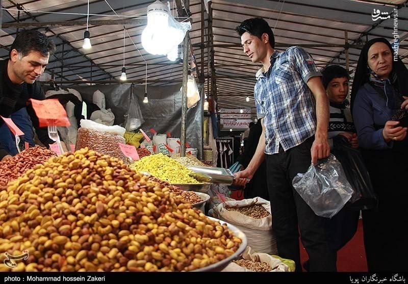 تصاویر/ خرید شب عید