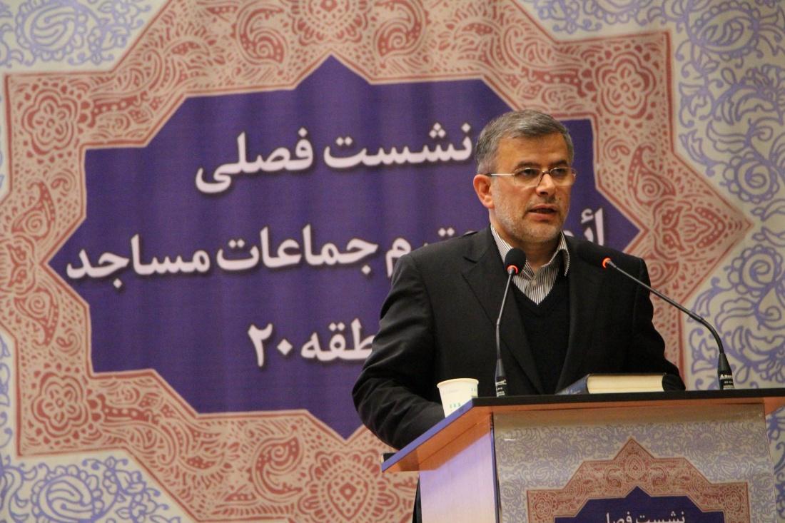 ائمه جماعات محور محلات شوند/ ساخت ۵ مسجد در جنوب تهران