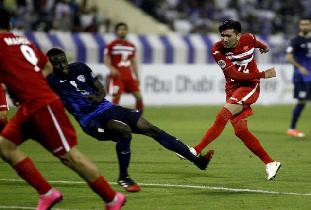 اخطار AFC به ستاره های پرسپولیس