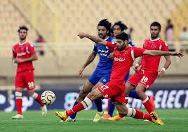جدول لیگ برتر پس از برد امروز پرسپولیس