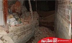 گودبرداری غیراصولی در میدان هروی حادثه آفرید/ ۲ کارگر افغانستانی کشته و مصدوم شدند