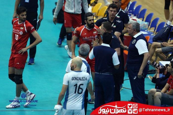 جزییات درگیری، فحاشی ولاسکو به بازیکنان ایران