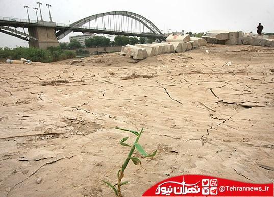 لب تشنه بر لبِ آب / ناخدمتی «رمزارزها» به خوزستان مقاوم