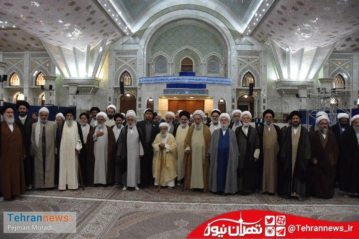 تجدید میثاق اعضای مجلس خبرگان رهبری با آرمانهای امام خمینی(ره)