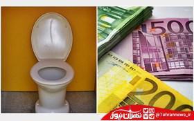 ۲ زن پول کلانی را به سرویس بهداشتی انداختند!