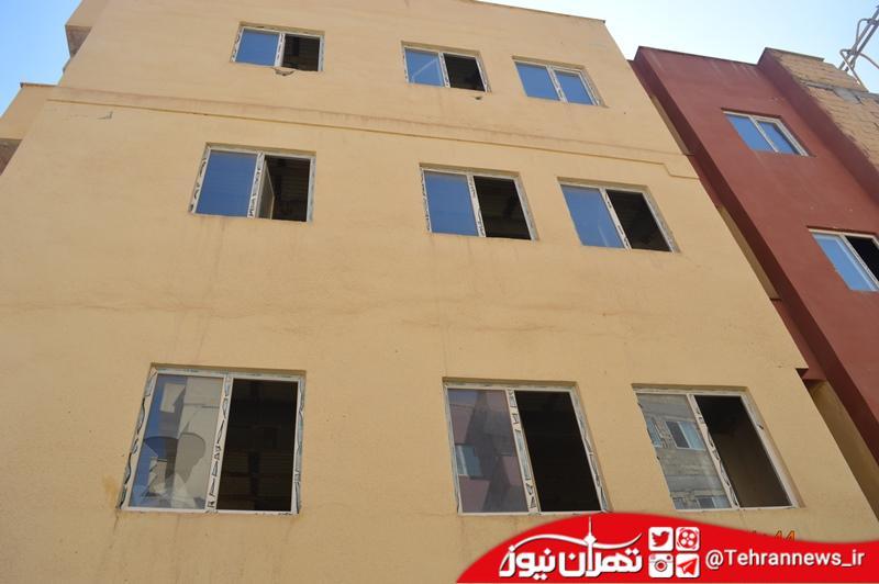 روایتی تکان دهنده از وضعیت خانههای آپارتمانی در مسکن مهر رباط کریم