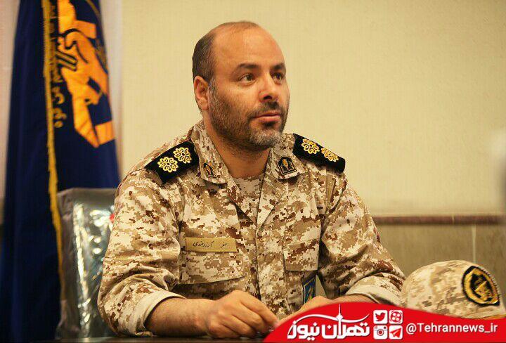 پیام تبریک فرمانده سپاه ناحیه حضرت روح الله (ره) به مناسبت هفته نیروی انتظامی