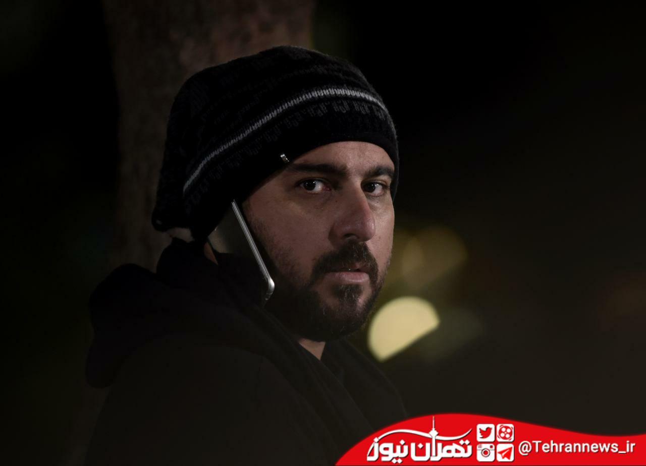 فیلمبرداری فیلم سینمایی جشن دلتنگی همچنان در تهران