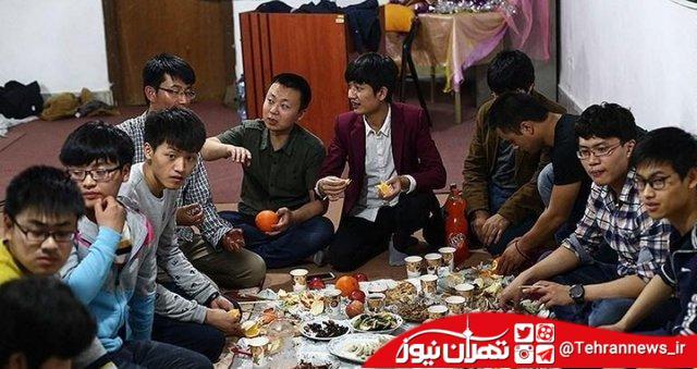 حواشی گردشگران چینی در بازار ایران