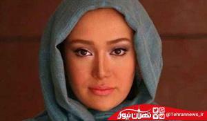 دلتنگی بهاره افشاری برای اسب سردار آزمون! + عکس