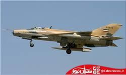 سقوط یک فرونده جنگنده سوخو ۲۲ در استان فارس