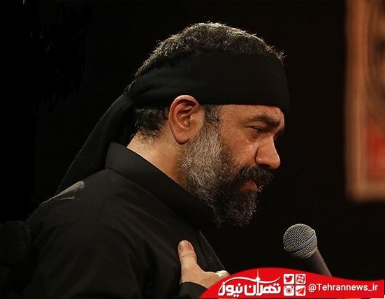 گلچین مداحی اربعین حسینی با نوای محمود کریمی + دانلود