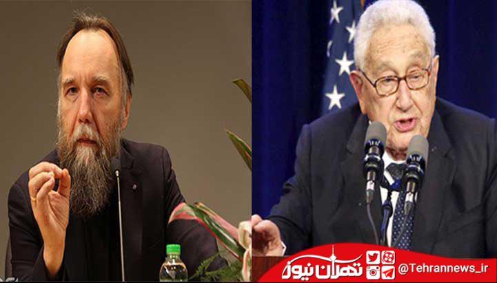 دیدگاه کسیجنر آمریکایی و دوگین روسی در مورد قدرت ایران