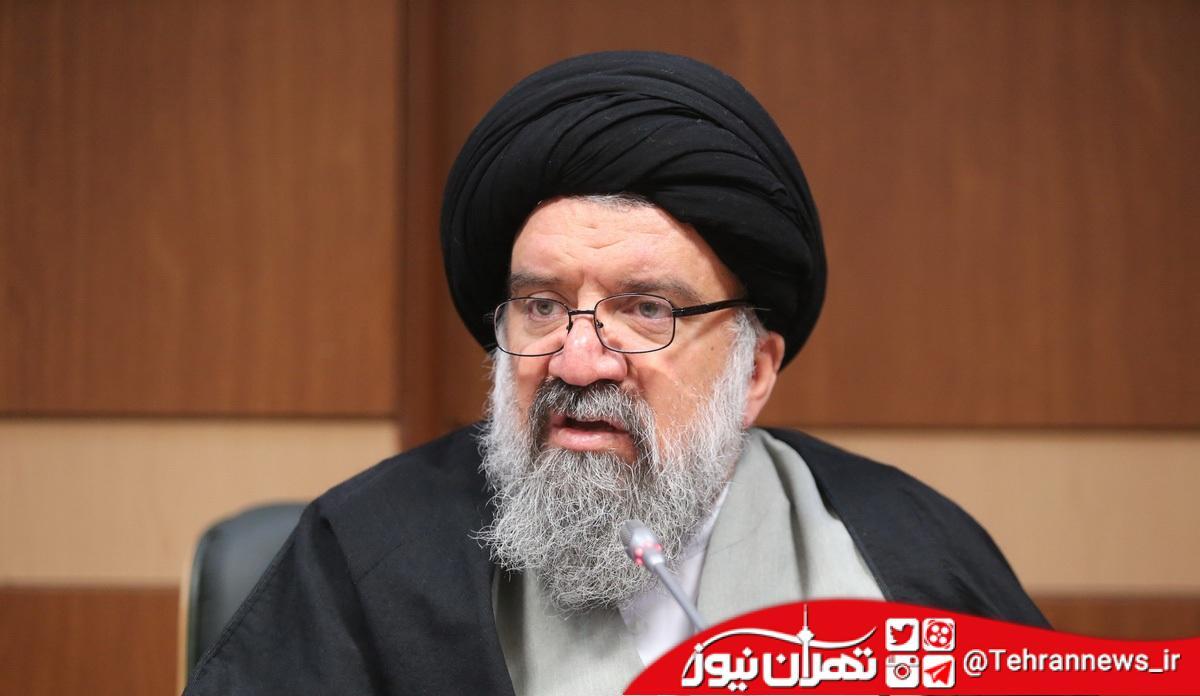 دشمن میخواهد ملت ایران را خسته نشان دهد / فتنهگران بهدنبال موجسواری هستند / هر معترضی ضدانقلاب نیست