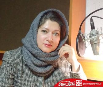 خانم بازیگر: در یک نمایش رادیویی