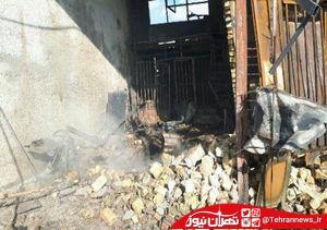 تخریب چند واحد مسکونی در اهواز به دلیل انفجار گاز