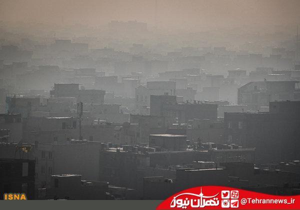 احتمال تشکیل جلسه اضطرار آلودگی هوای تهران در عصر امروز