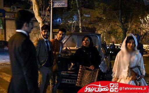 تصاویر/ حاشیه های زلزله دیشب تهران
