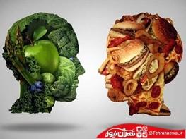 مفید بودن رژیم سالم گیاهی برای ذهن