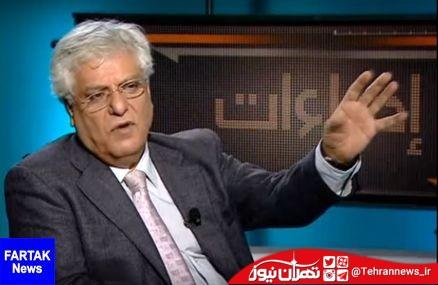 مرگ کارشناس معروف در برنامه زنده تلویزیونی! + عکس