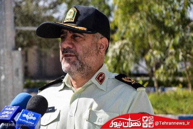 دستگیری ۲۴۱ اراذل و اوباش تهران در ۷۸ عملیات/ تدبیر برای ترافیک شب عید