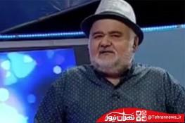 """آرزوی جالب و متفاوت """"اکبر عبدی"""""""