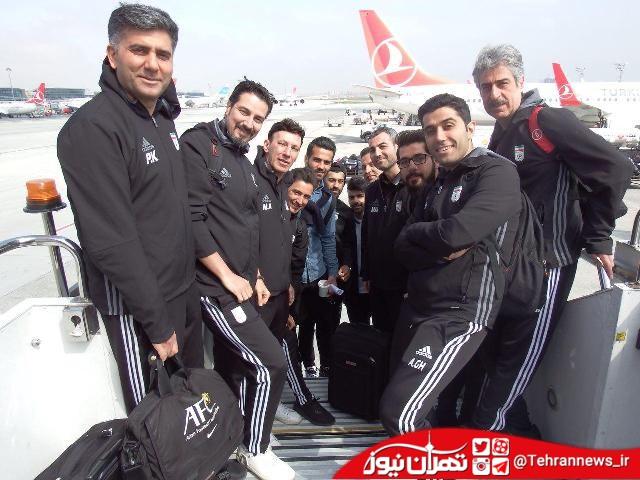 پیوستن 2 ستاره دیگر به تیم ملی فوتبال ایران