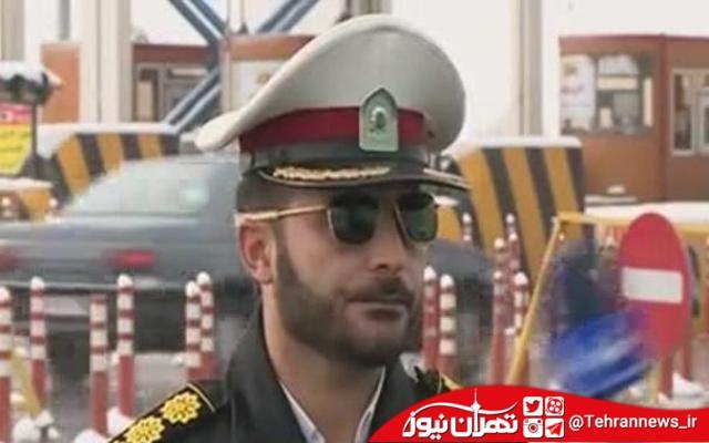 محدودیتهای ترافیکی تعطیلات نوروزی در شرق استان تهران