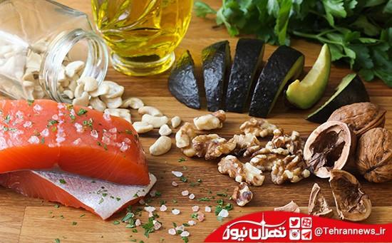 توصیه های غذایی برای چربی خون