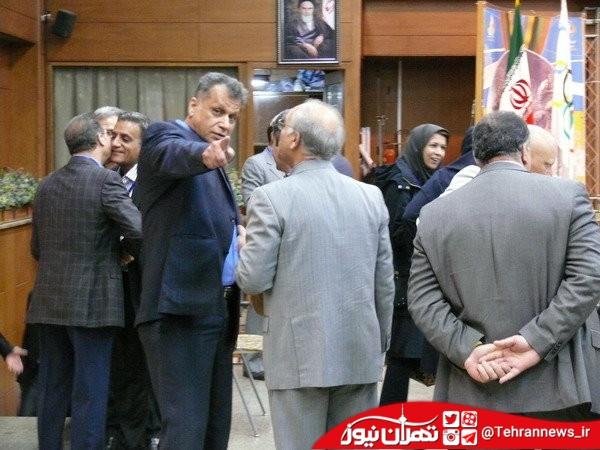 انتخاب گزینه تخصصی در فدراسیون بوکس/ ناصر طالبی نایب رئیس شد