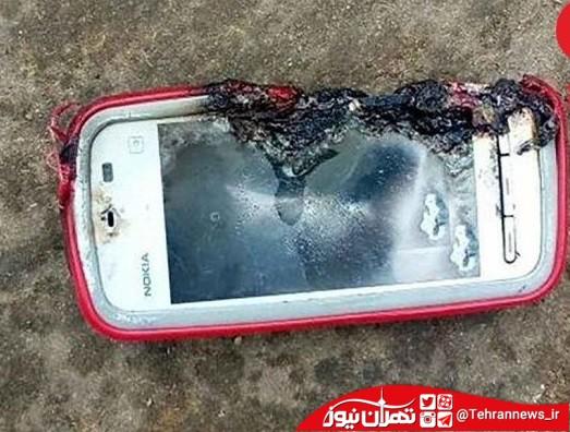 مرگ یک دختر با انفجار گوشی موبایل