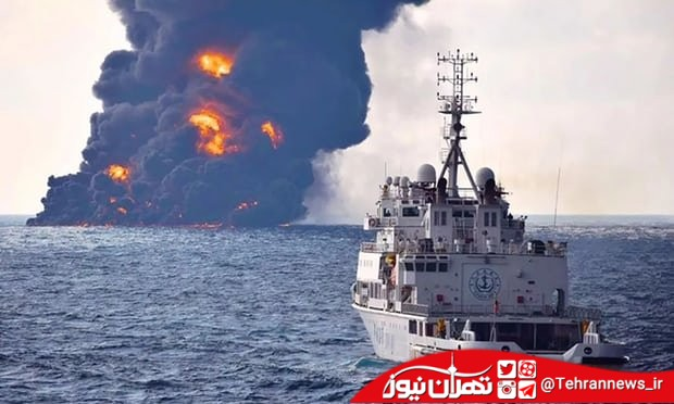 آخرین اخبار از وضعیت نفتکش سانچی