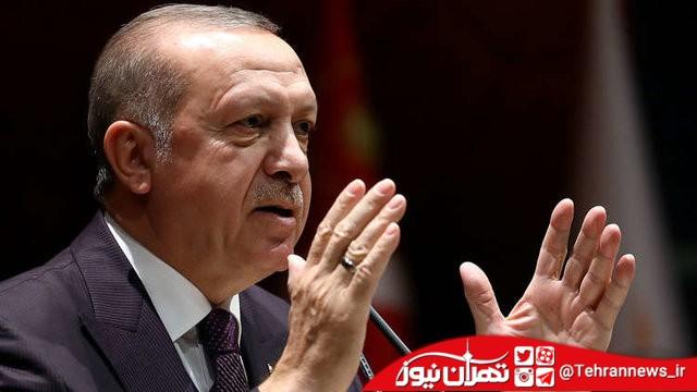 """اردوغان: نیروهای ما """"آینده ملتهای منطقه"""" را نجات میدهند!"""