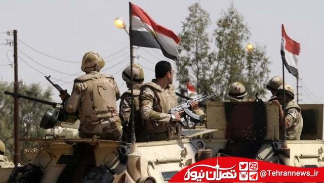 خنثی سازی دو خودروی بمبگذاری شده در ستاد کل نیروهای مسلح مصر