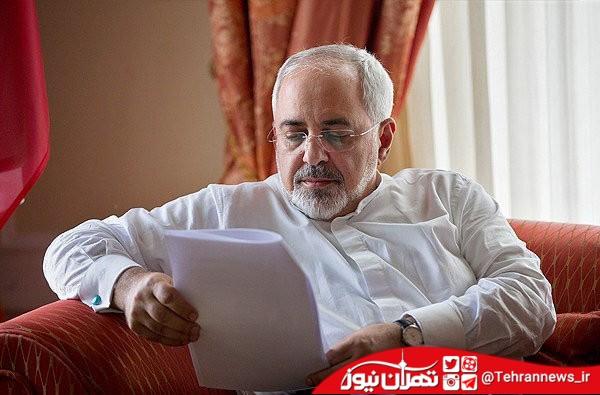بهبودی نسبی حال عمومی محمد جواد ظریف
