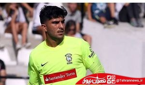 نمره عالی عابدزاده در لیگ پرتغال + عکس