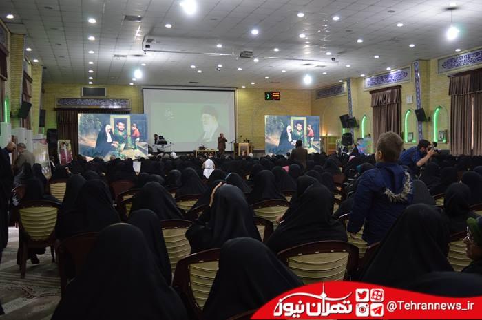تجلیل از 1000 مادر شهید شهرری