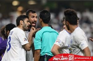 شکایت رسمی استقلال به AFC