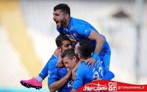 استقلال در جدول لیگ قهرمانان بعد از تساوی با العین + جدول