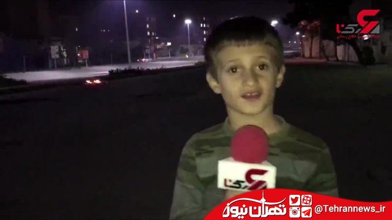 اعتراف تهرانی ها در شب چهارشنبه سوری امسال ؛ فقط یک کپسولی زدم! + فیلم