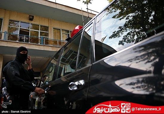 گروگانگیری در سعادتآباد تهران